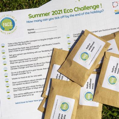 Summer Eco Challenge